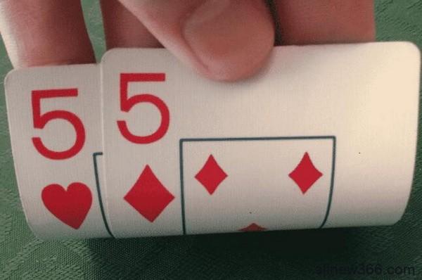 德州扑克如何在比赛中游戏小口袋对子?