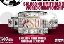 2020 WSOP $10,000买入主赛事将于下个月开赛!-蜗牛扑克官方-GG扑克