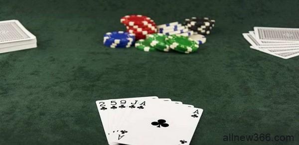 德州扑克牌桌上应当注意的事