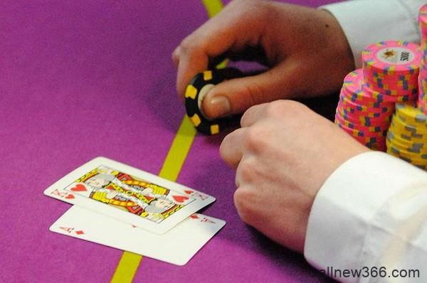 德州扑克学会读懂自己的范围