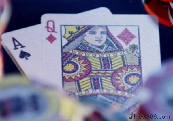 德州扑克为了胜利的弃牌