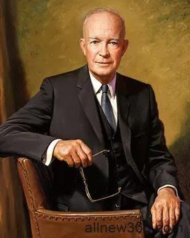 艾森豪威尔 不爱打扑克的总统不是好将军!
