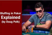 德州扑克Doug Polk解释扑克中的诈唬-蜗牛扑克官方-GG扑克