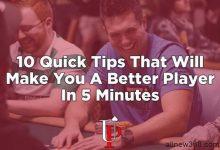 10条小秘诀让你在5分钟之内成为一名有水准的德州扑克玩家(下)-蜗牛扑克官方-GG扑克