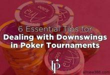 如何应对德州扑克锦标赛下风期的6点核心建议(二)-蜗牛扑克官方-GG扑克