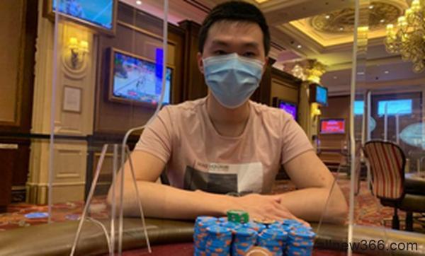 中国选手Ye Yuan在WSOP美国赛区斩获第五名