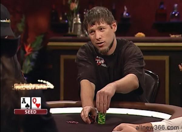 前WSOP冠军Huck Seed加入扑克名人堂