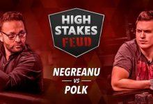 丹牛和Polk的单挑赛将继续进行至25000手-蜗牛扑克官方-GG扑克
