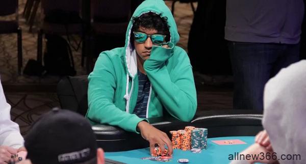 Matt Stout指控三条WSOP金手链得主Upeshka De Silva多账号作弊!