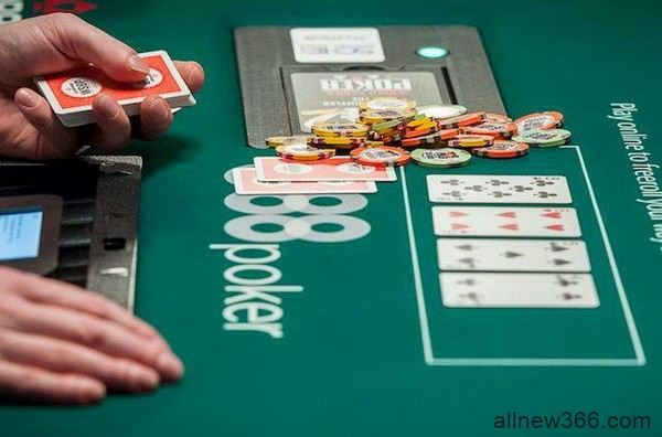 德州扑克失败者的借口有哪些?(二)