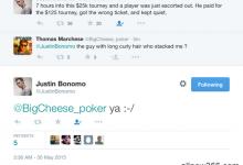 德州扑克搞笑的错误:玩家坐错了位置-蜗牛扑克官方-GG扑克