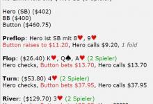 德州扑克我在河牌圈应该弃牌还是跟注?-蜗牛扑克官方-GG扑克