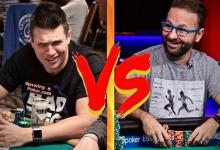 世纪恩怨局下半场:丹牛高歌猛进再赢下$132K!-蜗牛扑克官方-GG扑克
