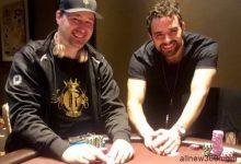 德州扑克庄位平跟埋伏,成功引诱对手用K9o在翻前打光-蜗牛扑克官方-GG扑克