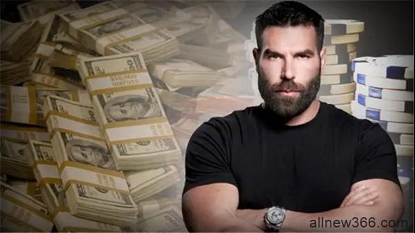 Dan Bilzerian回怼嘲讽者:我的公司一季度盈利超过千万美金!