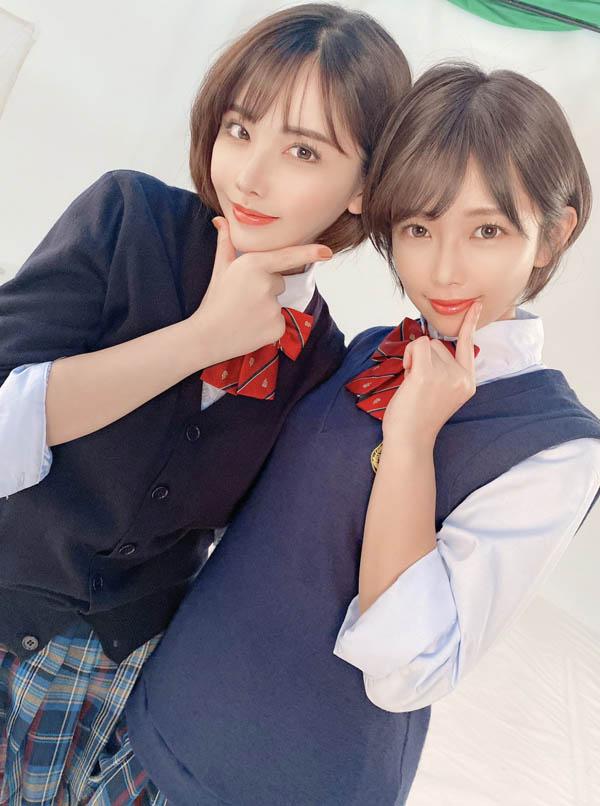 你是谁?AV暗黑女神「深田咏美」学生貌反差,粉丝一面倒只认性感教师?