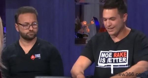 Doug Polk和Daniel Negreanu在争吵多年后终于言归于好?