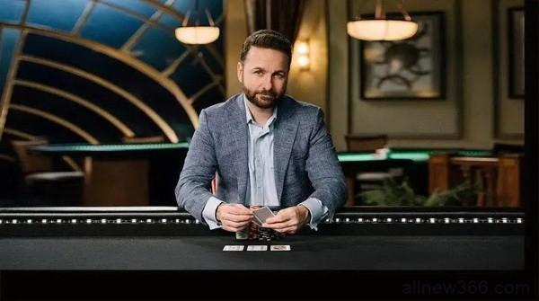 Phil Hellmuth 与丹牛单挑对决即将开启! 托马斯·格拉维森扑克盈利1亿美元