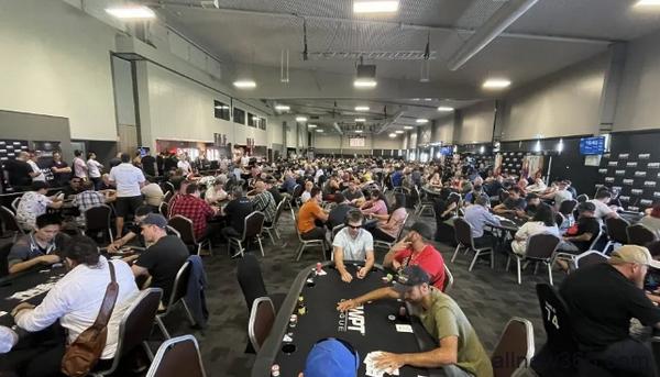 澳大利亚WPT赛事显示后COVID扑克的样子