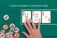 德州扑克天花翻牌面的五个专家级策略-蜗牛扑克官方-GG扑克
