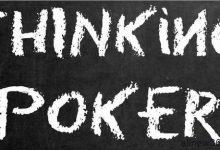 德州扑克中的思维级别-蜗牛扑克官方-GG扑克