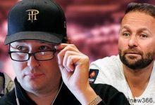 """丹牛再次抨击Phil Hellmuth""""属于你的时代已经过去"""" 单挑赛第二回合Holz再获$14,651-蜗牛扑克官方-GG扑克"""