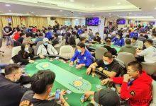 第二季大连杯|主赛事预赛B组177人次参赛 金波成为全场CL!-蜗牛扑克官方-GG扑克