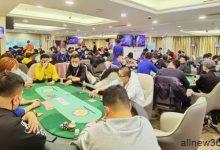 第二季大连杯|主赛事预C组157人次参赛 杨明鑫成为全场CL!-蜗牛扑克官方-GG扑克