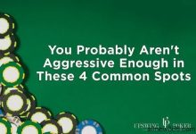 德州扑克你可能在这四种常见场合打得不够凶-蜗牛扑克官方-GG扑克