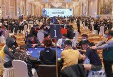 2021CPG福州站|主赛1187人次参赛,349人晋级第二轮!-蜗牛扑克官方-GG扑克