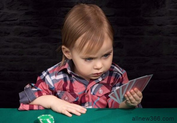你应该教孩子打德州扑克的五个原因