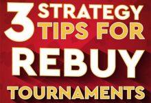 可重买德州扑克锦标赛的三个小贴士-蜗牛扑克官方-GG扑克