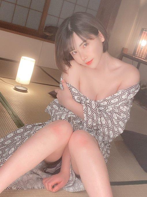"""再次化身为鬼怪!E奶人气AV女优""""深田咏美""""本周VR新作演出深山雪女冰冷榨精!"""