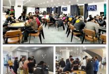 2021SCPT 泉城杯 | B组176人参赛,戴永祥领衔44人晋级下一轮!-蜗牛扑克官方-GG扑克