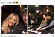 蹭热点?Hellmuth给卡戴珊上扑克课 Polk翻旧账暗讽土豪丹在2018年出售比特币行为-蜗牛扑克官方-GG扑克