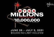 永利1000万保证金的锦标赛将填补WSOP延后留下的空白-蜗牛扑克官方-GG扑克