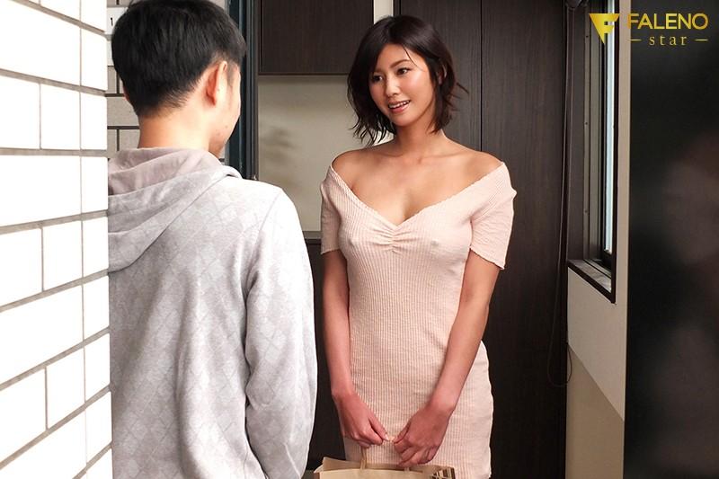 FSDSS-065:美人邻居太太美乃雀倒垃圾偶遇后发生的奇妙事情…