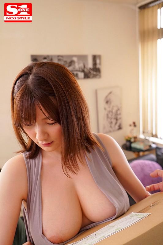 SSNI-652 :神乳笕纯各种角度露出了诱人的美巨乳。