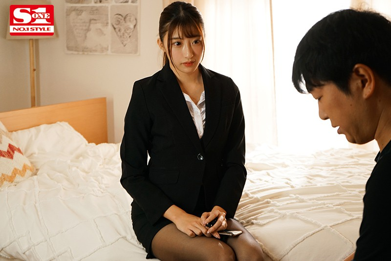 """SSIS-066:你想要跟我做对吧,偷窥""""星宫一花""""做爱被发现主动骑上来…"""