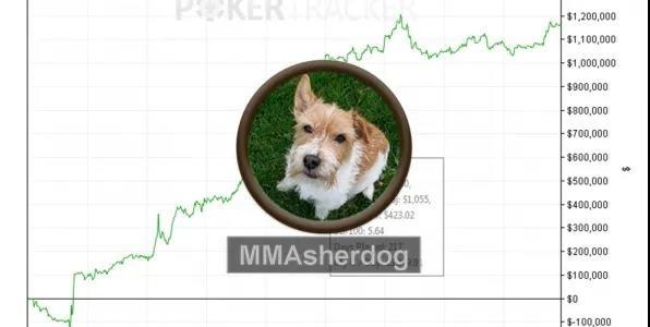 世界排名前10的线上常规桌玩家:MMAsherdog