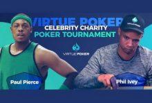 Phil Ivey将与NBA球星保罗-皮尔斯对决-蜗牛扑克官方-GG扑克