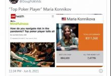 "Doug Polk取笑Maria Konnikova被称为""顶级扑克玩家"" -蜗牛扑克官方-GG扑克"