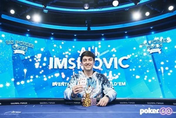Ali Imsirovic赢得今年的第六个豪客赛冠军