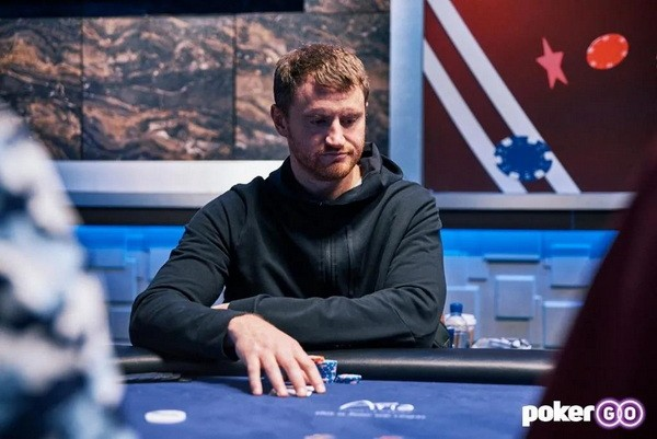 David Peters可能比你意识到的更擅长于锦标赛扑克