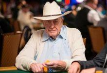 Doyle Brunson宣布将在2021WSOP参赛-蜗牛扑克官方-GG扑克