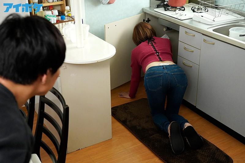 天海つばさ(天海翼)作品IPX-676 :隔壁大姐姐丰满蜜桃臀让隔壁小鲜肉精虫上脑