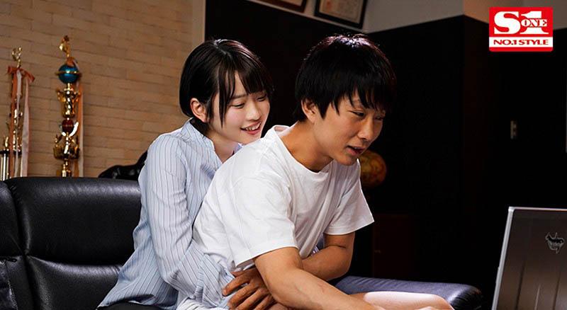 架乃ゆら(架乃由罗) 作品SSNI-091 :憧憬女上司主动诱惑童贞男肉体加班早上!