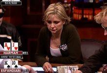 Jennifer Harman呼吁女性玩家在牌桌上要狠,不要太敏感!-蜗牛扑克官方-GG扑克
