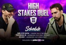 Phil Hellmuth与Nick Wright的单挑赛即将拉开序幕-蜗牛扑克官方-GG扑克