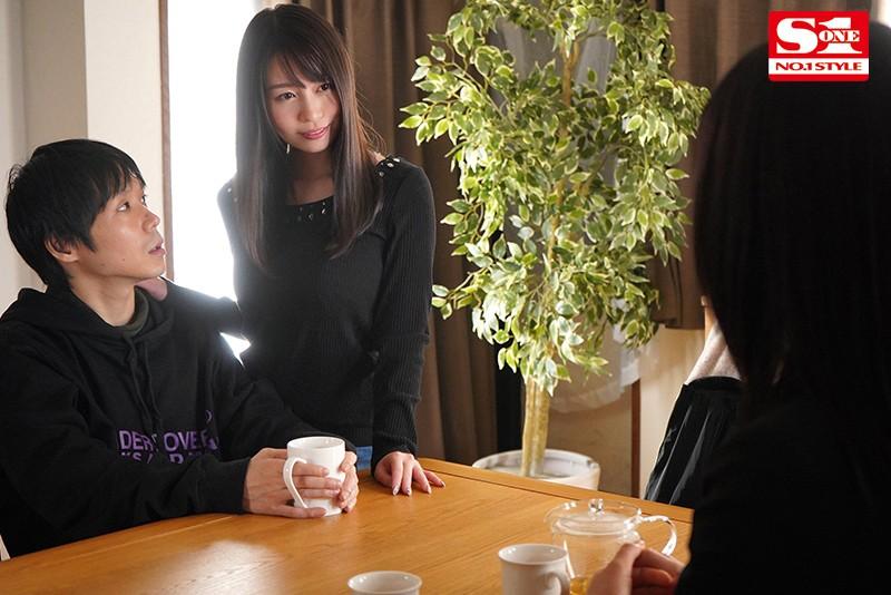 梦乃あいか(梦乃爱华) 作品SSIS-118 :趁女友不在与她的大奶闺蜜欲望爆发从早啪到晚!